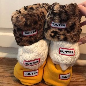 Shoes - Hunter Boots boot socks